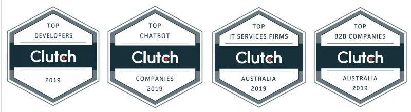 Clutch 2019 Leader Awards