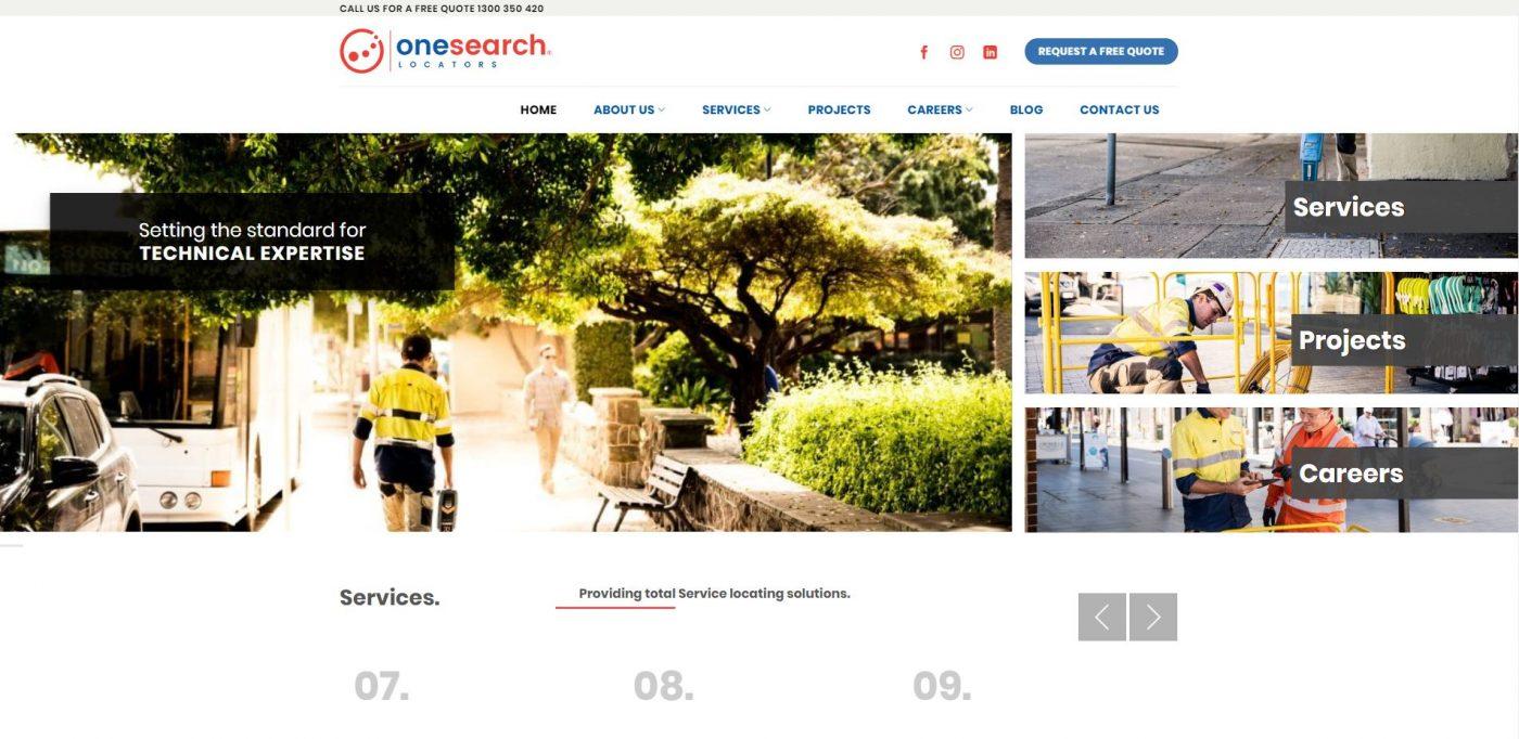 One Search Locators