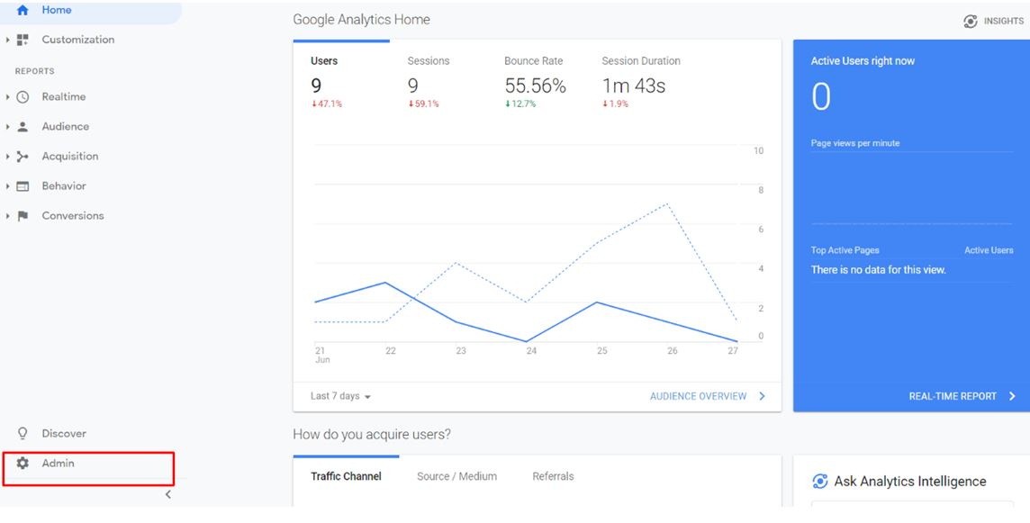 Setting Up Thank You Page & Adding It to Google Analytics as a Goal URL