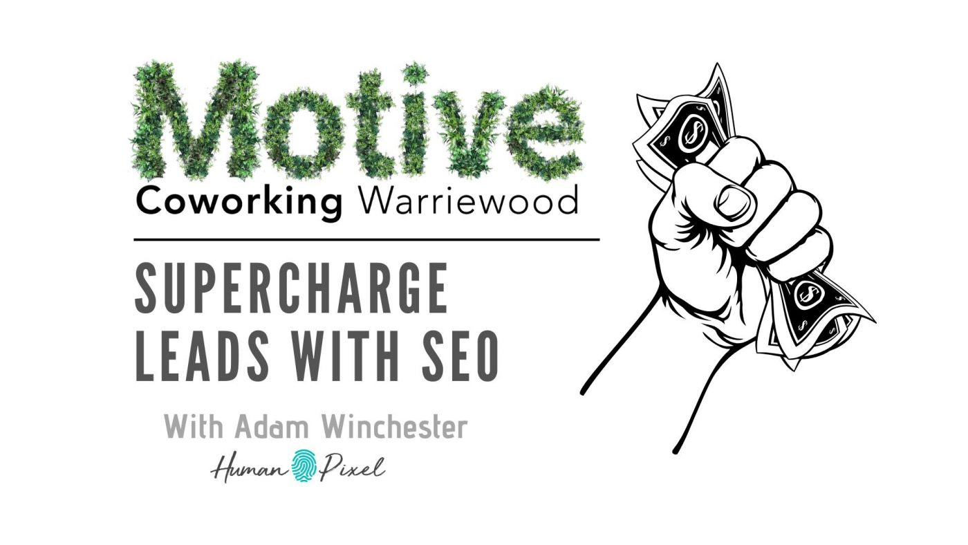 Supercharge Your Leads Using Better SEO with Adam Winchester