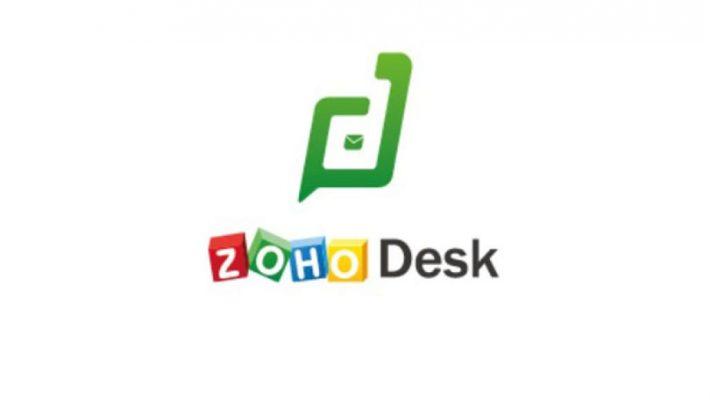 zoho desk support