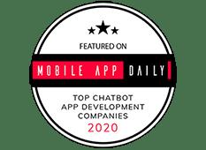 Top chatbot app development companies 2020
